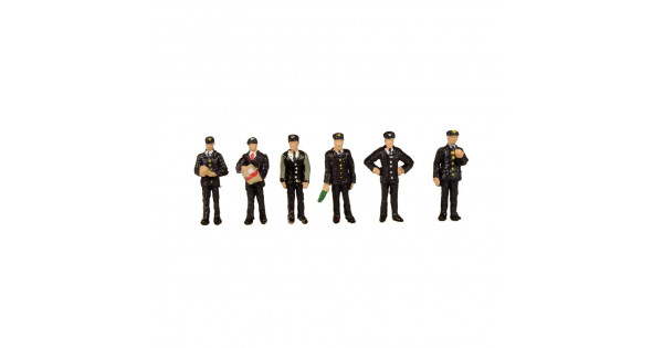 Graham Farish 379-328 1960//70s Urban Workers Figures N Gauge