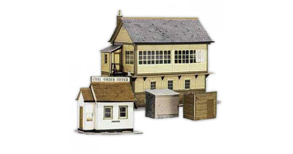 OO' Gauge Building Kits